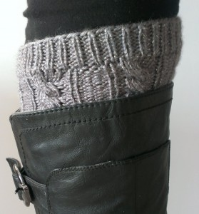 Leg Warmers & Boot Cuffs